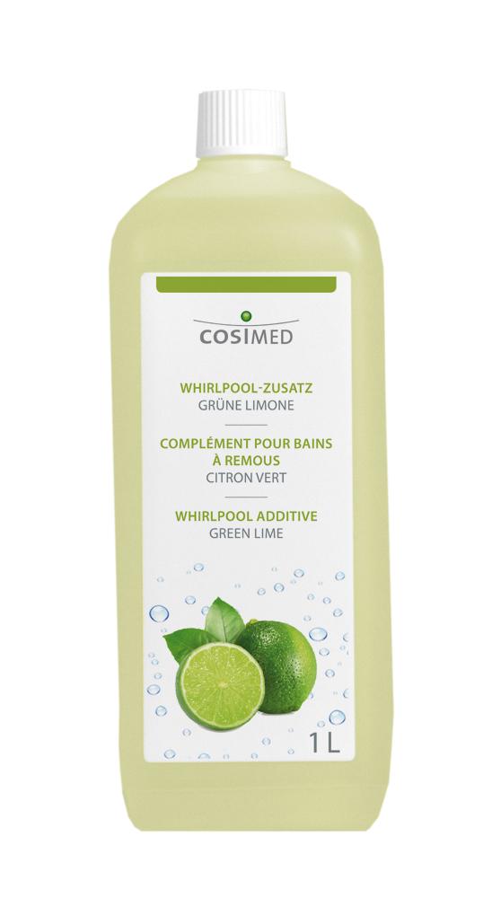 cosiMed Whirlpool Zusatz Grüne Limone 1 Liter Flasche