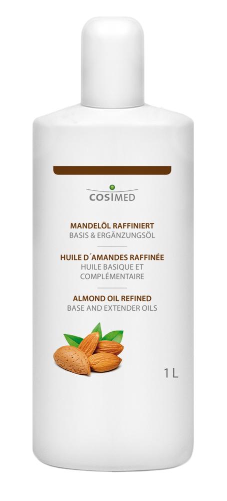 cosiMed Mandelöl raffiniert 1 Liter Flasche