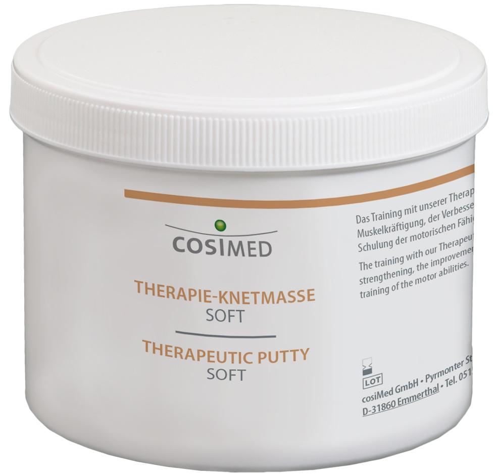 cosiMed Therapie-Knetmasse soft 500g