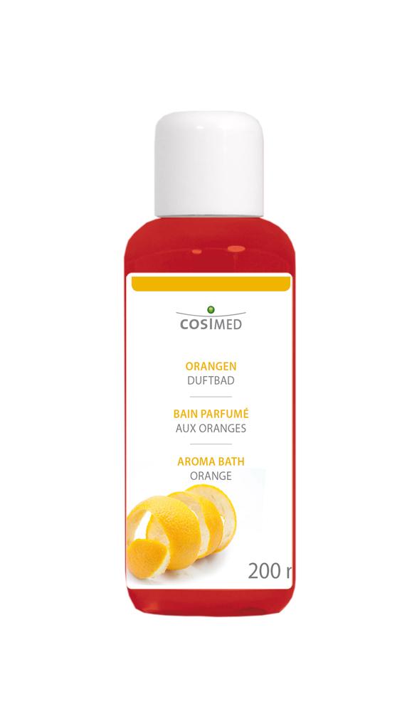 cosiMed Orangen-Duftschaumbad 200ml Flasche