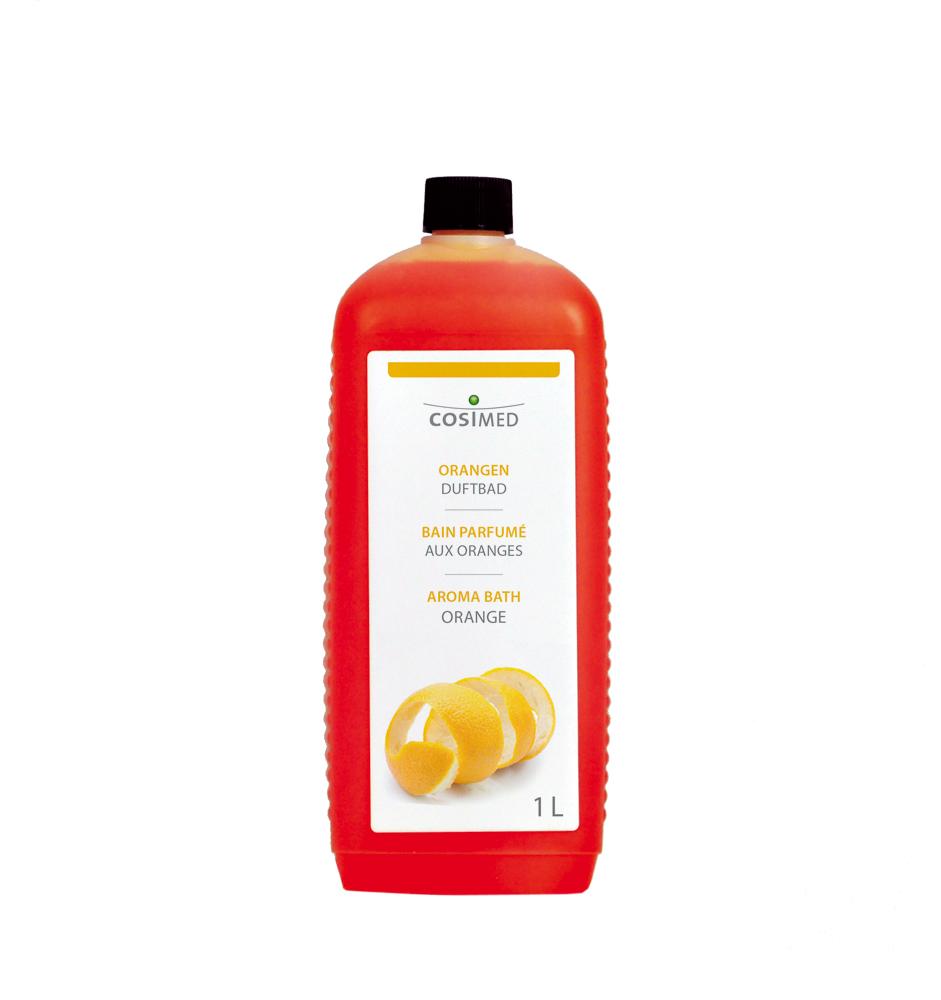 cosiMed Orangen-Duftschaumbad 1 Liter Flasche