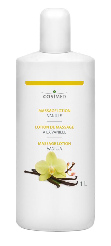 cosiMed Massagelotion Vanille 1 Liter Flasche
