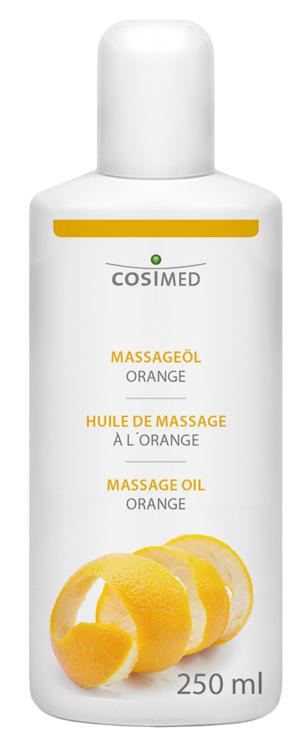 cosiMed Massageöl Orange 250ml Flasche