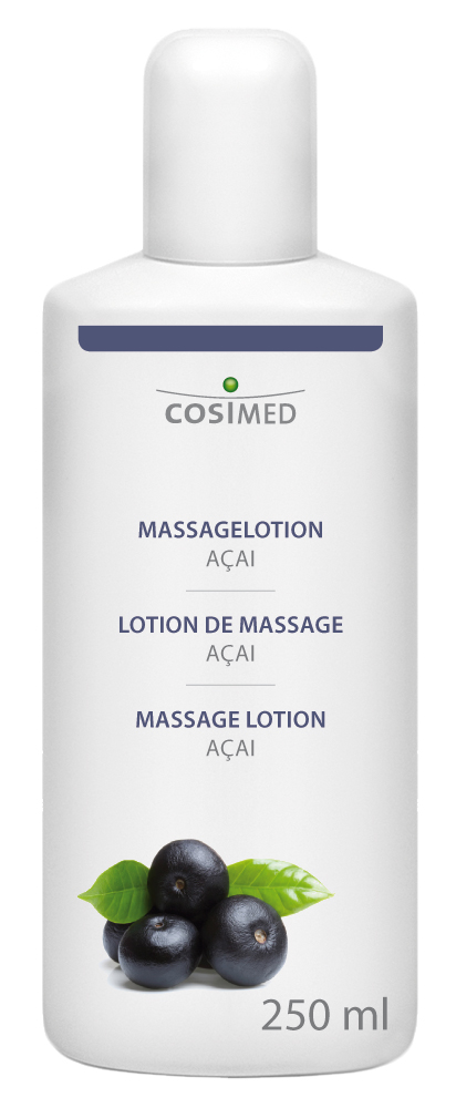 cosiMed Massagelotion Acai 250ml Flasche