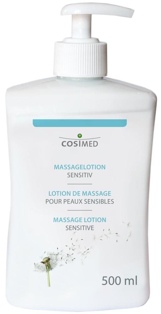 cosiMed Massagelotion Sensitiv 500ml Dosierspender