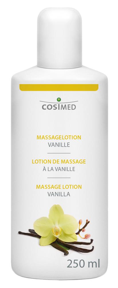 cosiMed Massagelotion Vanille 250ml Flasche