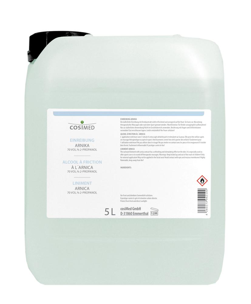 cosiMed Einreibung Arnika 5 Liter Kanister