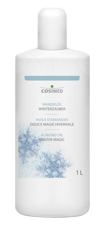 cosiMed Mandelöl Winterzauber 1 Liter Flasche