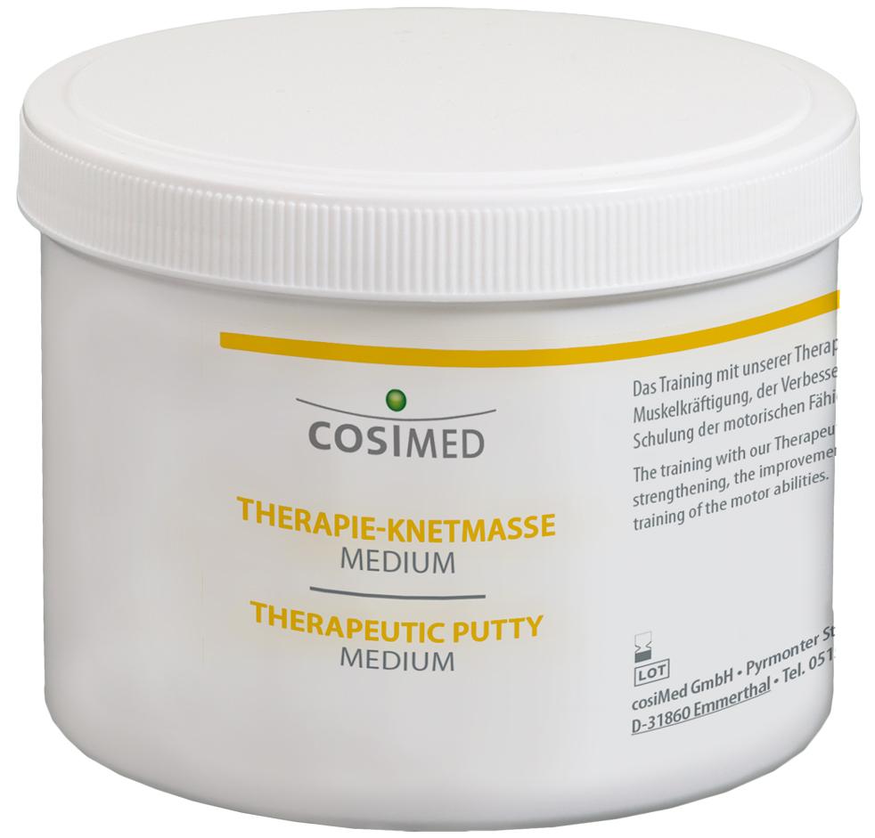 cosiMed Therapie-Knetmasse Medium 500g