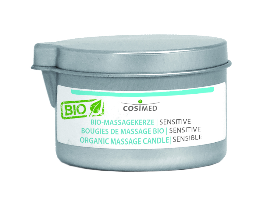 cosiMed Bio Massagekerze Sensitive