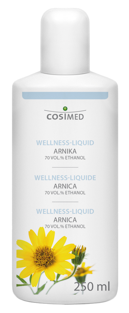 cosiMed Wellness Liquid Arnika 250ml Flasche