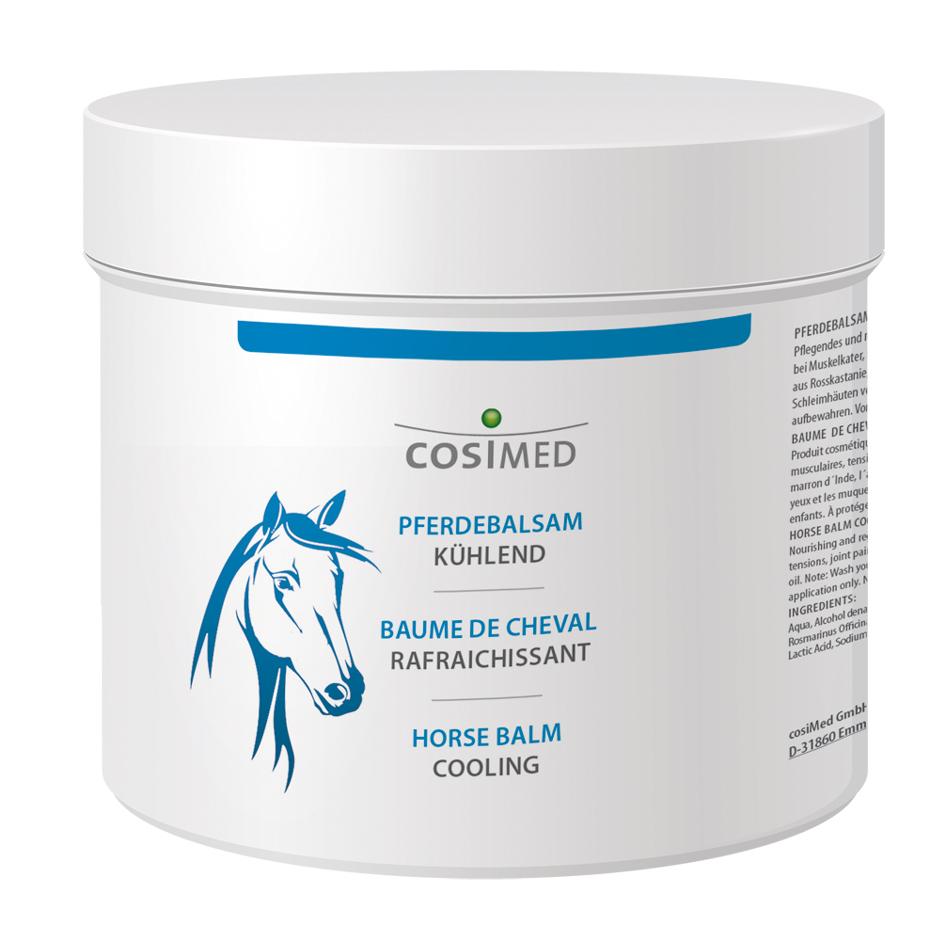 cosiMed Pferdebalsam kühlend 500ml
