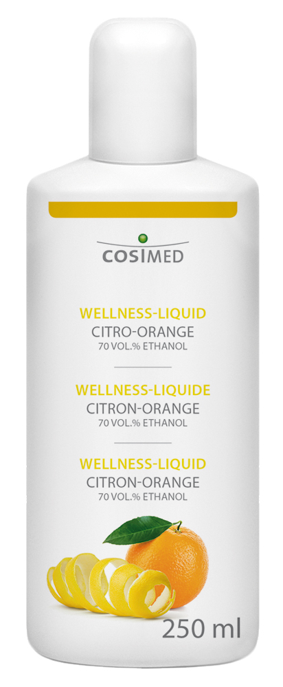 cosiMed Wellness-Liquid Citro-Orange 250ml Flasche