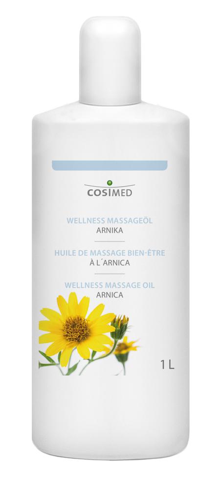 cosiMed Wellness-Massageöl Arnika 1 Liter Flasche